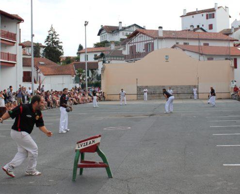 Rebot pelote basque