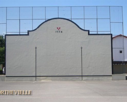 Fronton d'Orthevielle